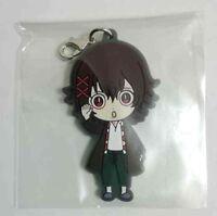 """re Rubber strap Keychain /""""Juzo Suzuya/"""" Takara Tomy Arts NITOTAN Tokyo Ghoul"""