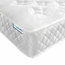 NEW QUALITY ORTHOPEDIC MATTRESS OPEN COIL SPRING UNIT BUDGET SINGLE 3FT 90 X 190