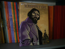 Raspoutine, Livre 1 : Le Manuscrit - Ex. Dédicacé - BD