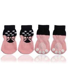 Vestiti e scarpe rosa in misto cotone per cani