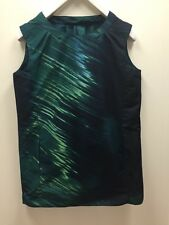 Marni Runway Spring Summer 2008 Jungle Print Polyester Top Dress Size 42