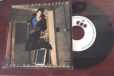 Springsteen Rare Dancing in the Dark Spain Promo 7""