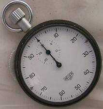 Heuer Chronograph Stop Watch load manual 53 mm. in diameter