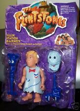 1993 FILLIN' STATION BARNEY Flintstones Figure MOC