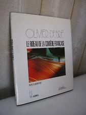 OLIVIER DEBRE : le rideau de la Comédie-Française 1987
