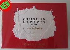 Christian Lacroix Paris 125ml/4.2 OZ New Eau De Parfum
