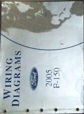 2005 Ford F-150 F150 TRUCK Wiring Diagrams Service Repair Shop Manual EWD 05 NEW