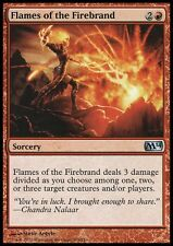2x FIAMME DEL TIZZONE ARDENTE - FLAMES OF THE FIREBRAND Magic M14 Mint