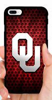 OKLAHOMA UNIVERSITY OU SOONERS PHONE CASE FOR iPHONE XS X 8 7 6 6S PLUS 5C 5S 4S