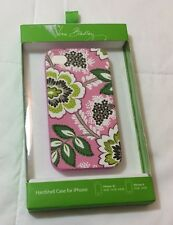 VERA BRADLEY iPhone 4 Priscilla Pink Case Cover RETIRED