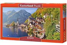 Castorland C-400041 Puzzle Hallstatt Austria Österreich Dorf Stadt 4000 Teile