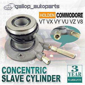 Concentric SLAVE CYLINDER to suit Holden COMMODORE VT VX VY VU VZ V8 LS1 GEN 3