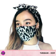 Rhezz Turmask Set (Turban & Facemask) TM#0109 Wholesale