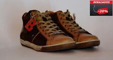 Zapatos Mujer Botín Deportivo Sneakers BLACK RIDERS Aventure TALLA 37 REBAJADO