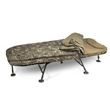 Nash MF60 Indulgence 5 Season Sleep System SALE *All Models* NEW Fishing Bed