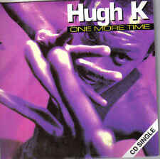 Hugh K-One More Time cd single