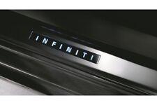 INFINITI 2017-2018 Q60 COUPE Radiant Illuminated Kick Plates Kit