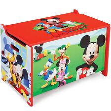 Spielzeugtruhen für Kinderzimmer