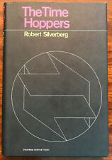 The Time Hoppers by Robert Silverberg BCE HC 1967