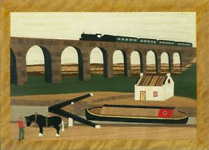 Transport Dreams Large Marquetry Woodwork Craft Kit From UK For Adults