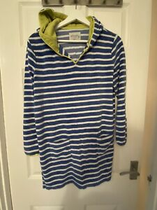 Mini Boden Stripe Towel Dress Age 15-16