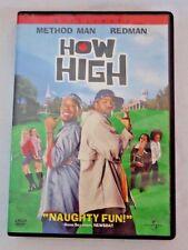 How High, Method Man DVD