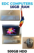 "Apple iMac 21.5"" / Intel  Core I5/ 16GB RAM / / 500GB Storage 2011"