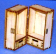 Dragonfly International Miniature Medium Doll Trunk Kit - New - 1:12 Scale