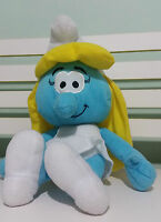 SMURFETTE PLUSH TOY SMURF GIRL SMURF 39CM!
