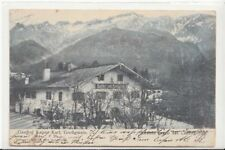 74561/50- Großgmain Gasthof Kaiser Karl im Bezirk Salzburg-Umgebung 1907