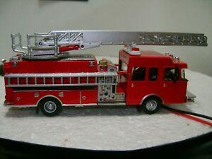Ho scale firetrucks with flashing lights