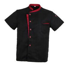 Chef Coat Tunic Shirt Hotel Restaurant Kitchen Uniforms Workwear Apparel