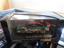 Ebbro - 1/43 - Honda NSX - JGTC 2000 - #16 Castrol Mugen