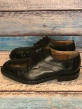 Shoes Florsheim Imperial 10.5 EEE Black Leather Apron