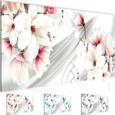 WANDBILDER XXL BILDER Blumen Magnolien VLIES LEINWAND BILD KUNSTDRUCK 203812P