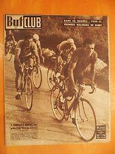 But & Club-Miroir 257 du 4/9/1950-Tour de l'Ouest,A. Redolfi a dominé ses rivaux