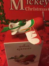 Christmas Disney Hallmark Keepsake Planes El Chupacabra Ornament New In Box