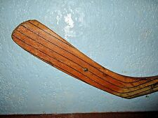 "58.5"" Toe To End KOHO 2201 Wood Ice HOCKEY Stick BLACKFIBRE JR Made in Canada"