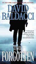 The Forgotten (John Puller), Baldacci, David | Mass Market Paperback Book | Acce