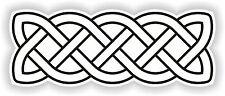 Celtic Symbol Sticker for Bumper Quitar Fridge Door Laptop Car Skateboard PC #08