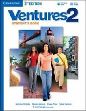 Ventures: VENTURES LEVEL 2 STUDENT'S BOOK WITH AUDIO CD 2ND EDITION by...