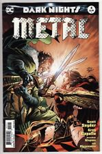 DARK NIGHTS: METAL #4 DC Comics ANDY KUBERT WONDER WOMAN VARIANT COVER! Batman