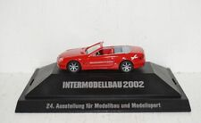 Herpa MB SL R230 Intermodellbau 2002 ROT Sondermodell 1:87 in PC (R2_4_29)