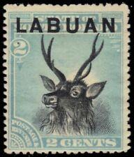 "LABUAN 50 - Sambar Deer ""Provisional"" (pb24652)"