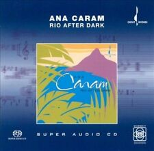 Rio After Dark by Ana Caram, CD - Good Condition (Sep-1989, Chesky Records)