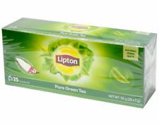 LIPTON PURE GREEN TEA 50g (25 x 2g)
