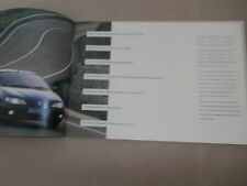 Renault . Megane  1996 brochure .   Uncirculated condition near Mint.