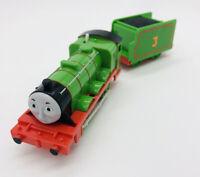 Henry & Tender Trackmaster Motorized Engine Thomas & Friends Mattel Working 2009