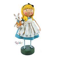 Alice in Wonderland Lori Mitchell Collectible Figurine