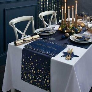 AVON STAR DESIGN TABLE RUNNER - NEW